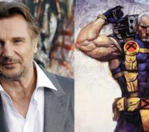 Liam Neeson e Cable