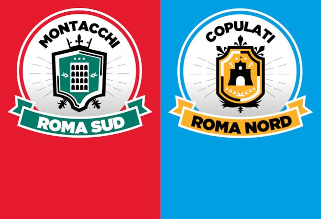 Roma Sud o Roma Nord? Vota con FOX