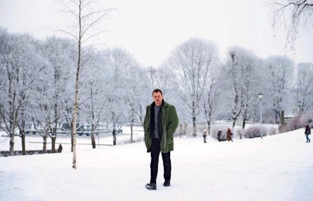 Michael Fassbender ne L'Uomo di Neve
