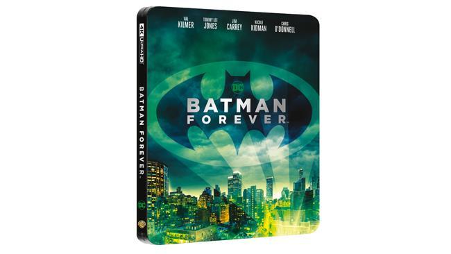 Batman Forever - il film nel formato 4K UHD