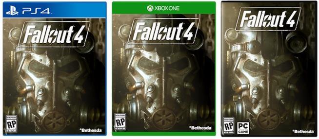 Fallout 4 di Bethesda