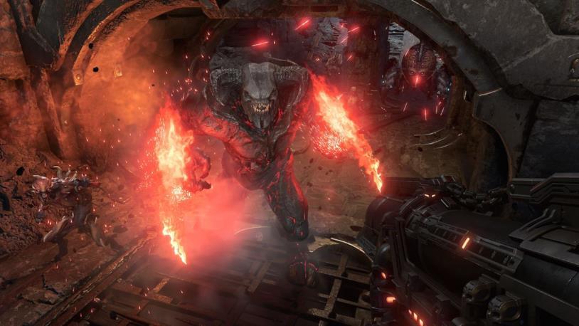 Doom Eternal demo
