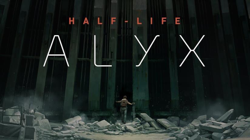 Half-Life Alyx logo