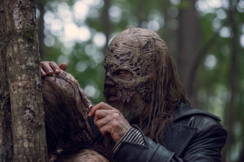 Beta in The Walking Dead
