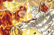 The Flash e Godspeed nel fumetto