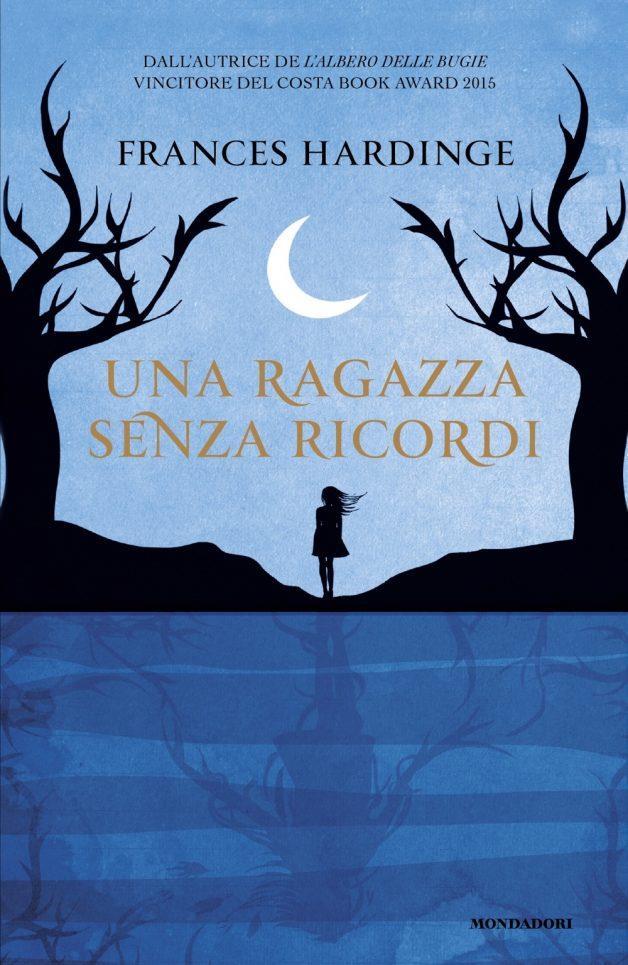 La copertina italiana di La Ragazza Senza Ricordi