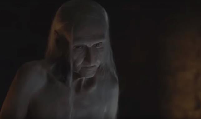 Melisandre mostra il suo vero volto in GoT