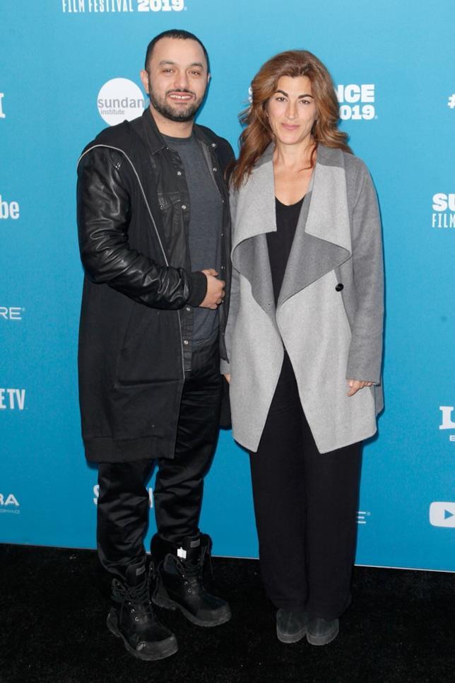 Jehane Noujaim e Karim Amer al Sundance Film Festival