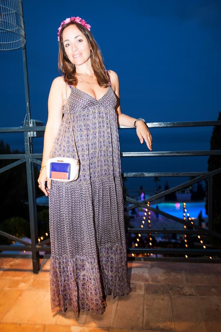 Camila Raznovich  a un evento
