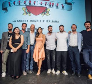 I protagonisti di Romolo + Giuly