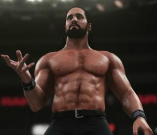Seth Rollins in WWE 2K18