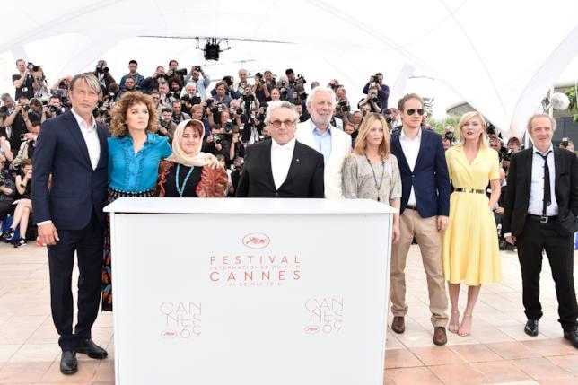 George Miller sbarca a Cannes e stupisce tutti