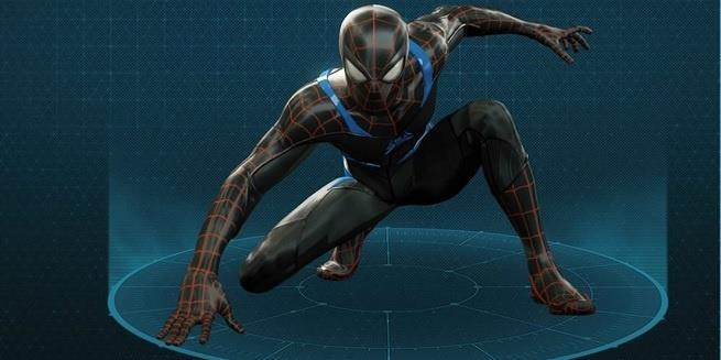 La Secret War Suit del videogame Marvel's Spider-Man