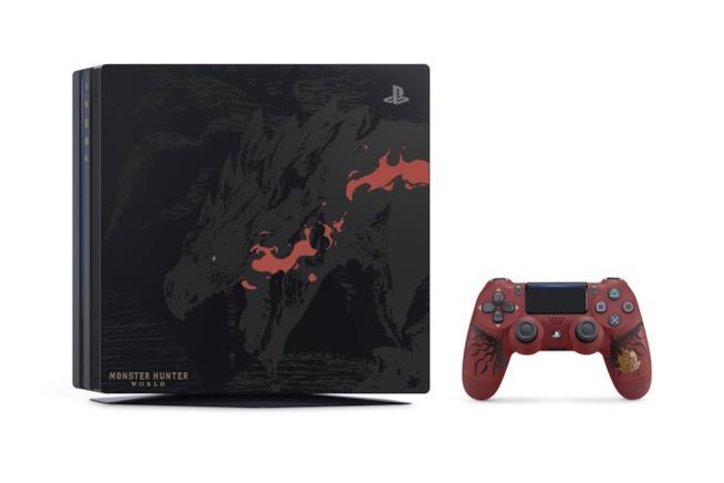 Monster Hunter World per PS4