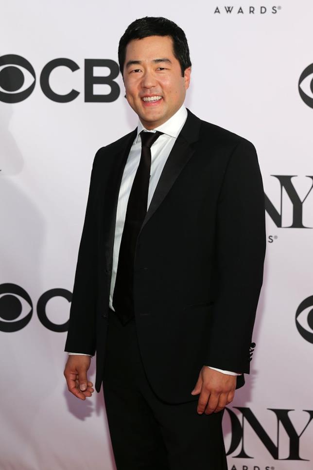 L'attore Tim Kang