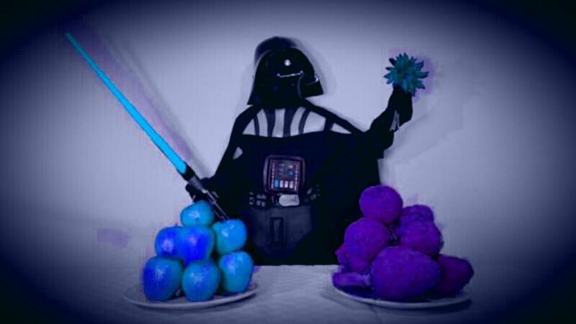 La cena a tema Star Wars è organizzata a Londra da Barrel & Forks