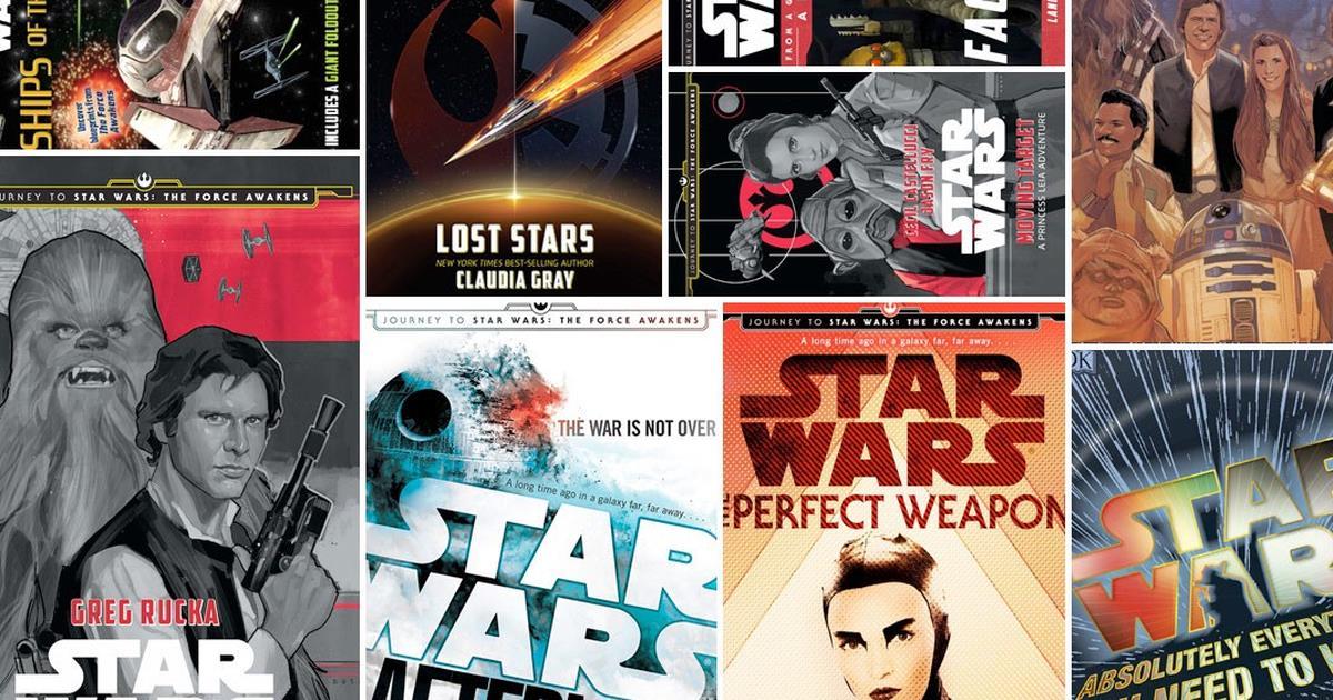 Dieci storie del nuovo canone di Star Wars da recuperare