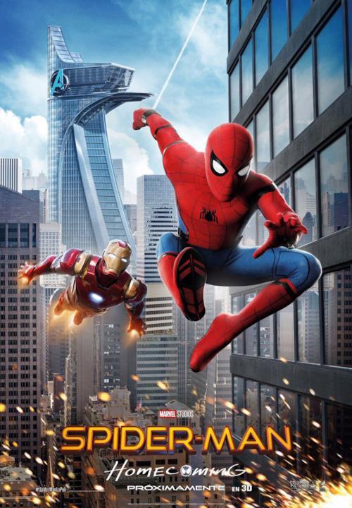 Spider-Man e il suo mentore: Iron Man!