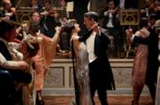 Una scena di ballo dal film Downton Abbey