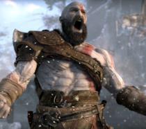 Kratos si prepara alla battaglia nel nuovo God of War