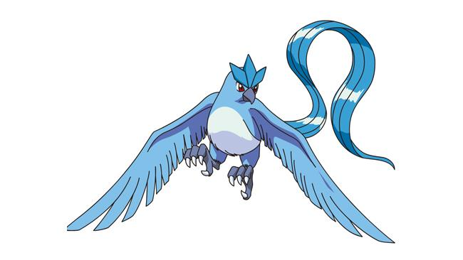 Il Pokémon Articuno