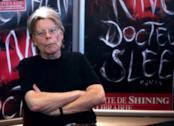 Lo scrittore statunitense Stephen King, autore di Shining e del sequel Doctor Sleep
