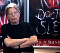 Lo scrittore statunitense Stephen King, autore di Shining e del sequel Doctor Sleep