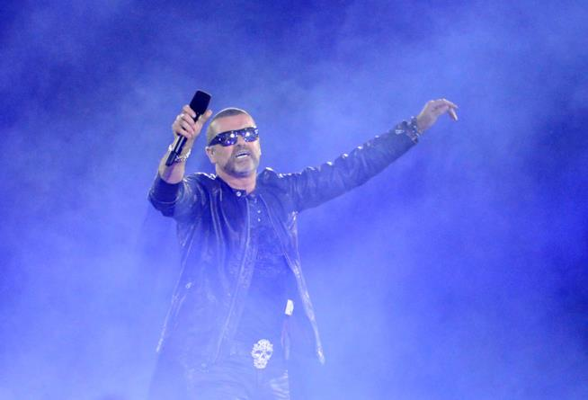 George Michael in concerto