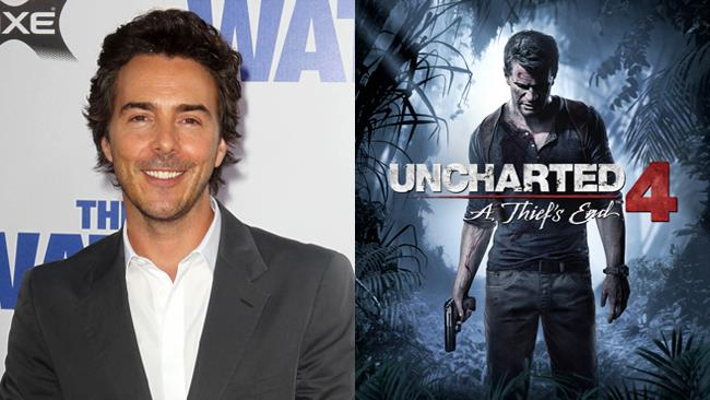 Shawn Levy e Uncharted 4