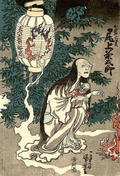 Folklore e horror si intrecciano nei racconti giapponesi