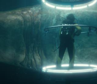 Scena di Shark - Il primo squalo