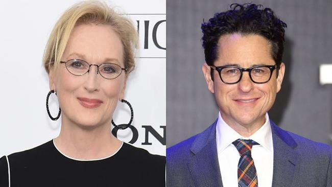 Meryl Streep e JJ Abrams