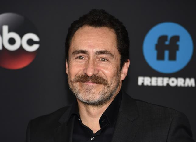 Grudge sarà interpretato da Demián Bichir