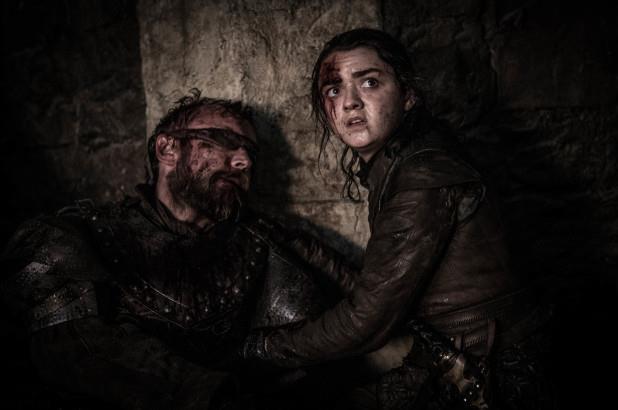 La morte di Beric Dondarrion in Game of Thrones 8