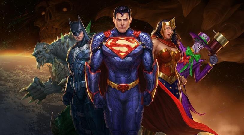 Warner Bros. annuncia DC Legends
