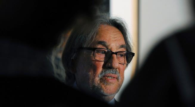 Il direttore della fotografia Vilmos Zsigmond
