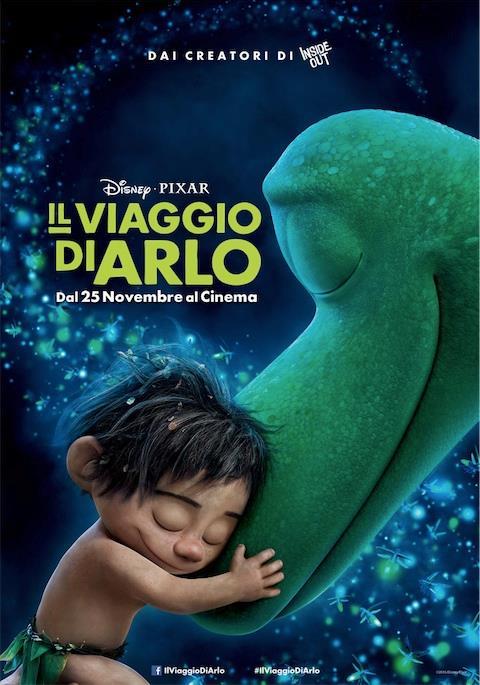 Un film Disney Pixar: Il Viaggio di Arlo