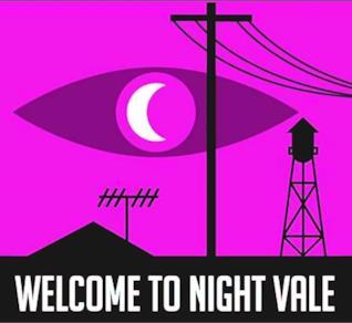 Logo di Welcome to Night Vale