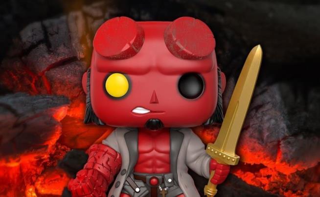 Funko POP! Hellboy