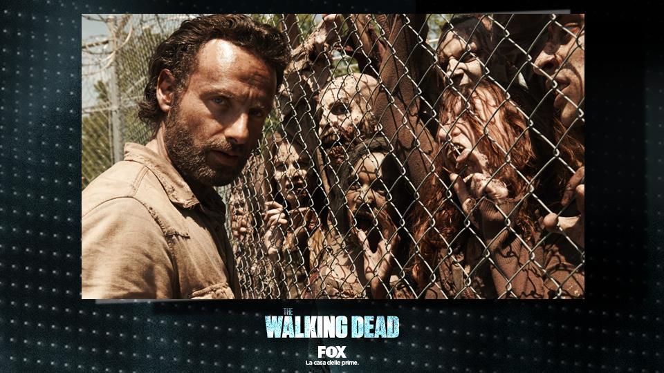 I versi degli zombie, in realtà, sul set non si sentono.
