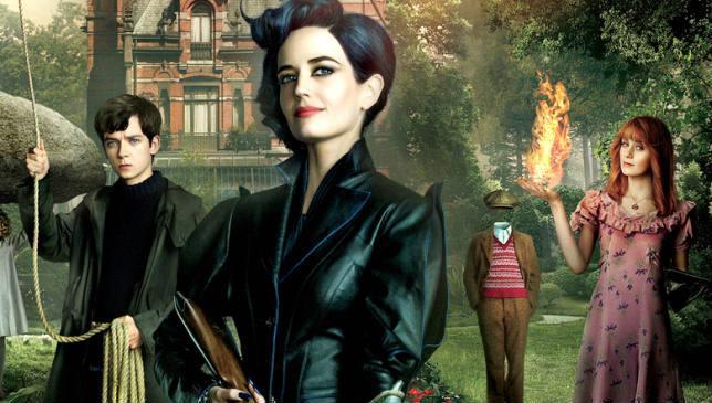 I protagonisti di Miss Peregrine – La Casa dei Ragazzi Speciali
