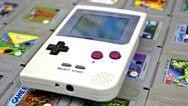 L'originale Game Boy del 1989