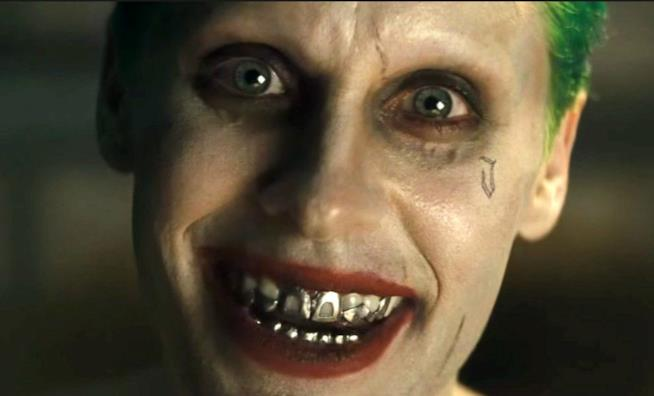Sarà Jared Leto a sorridere come Joker in Suicide Squad