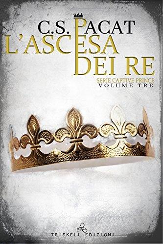 La copertina di L'ascesa dei re