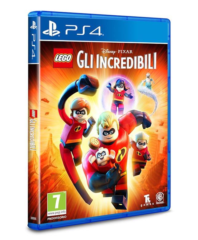 LEGO Gli Incredibili in uscita il 15 giugno 2018