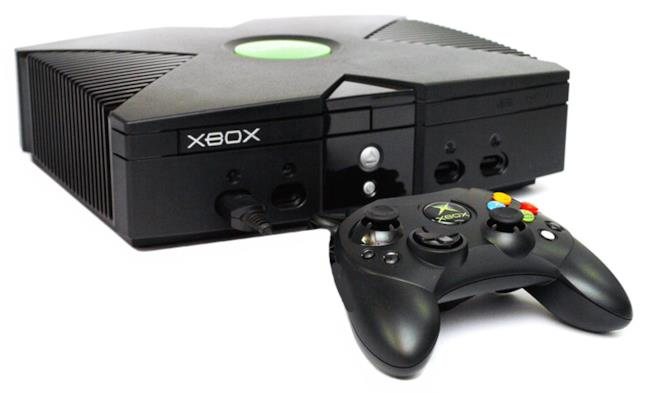 La prima Xbox del 2002