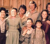 La famiglia Ingalls ne La casa nella prateria