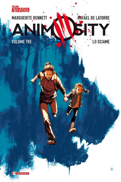 Cover di Animosity 3: Lo Sciame