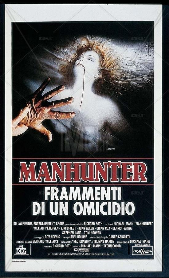 Manhunter - Frammenti di un omicidio