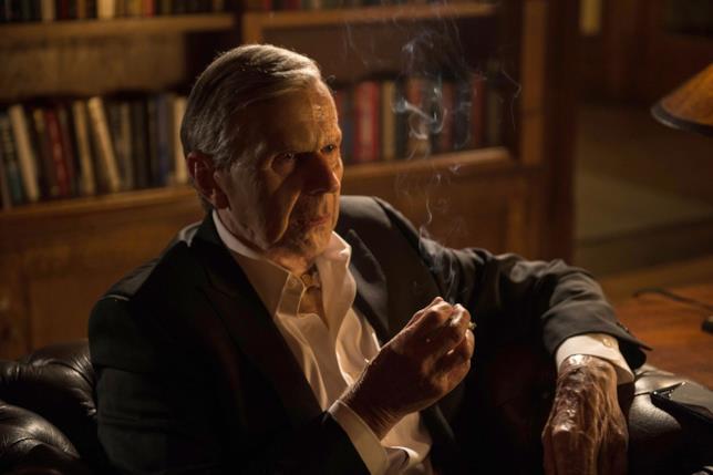X-Files: l'Uomo che Fuma in Ossessione